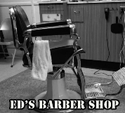Ed's Barber Shop - Norway, Maine