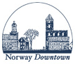 Norway Downtown - Maine