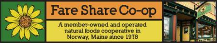 Fare Share Co-op Norway Maine